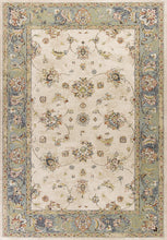 Load image into Gallery viewer, Kas Rugs Bob Mackie Home Vintage 1304 Sand/Seafoam Mahal Area Rug