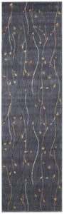 Nourison Cambridge Blue Area Rug CG04 BL