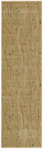 Nourison Cambridge Gold Area Rug CG04 GLD