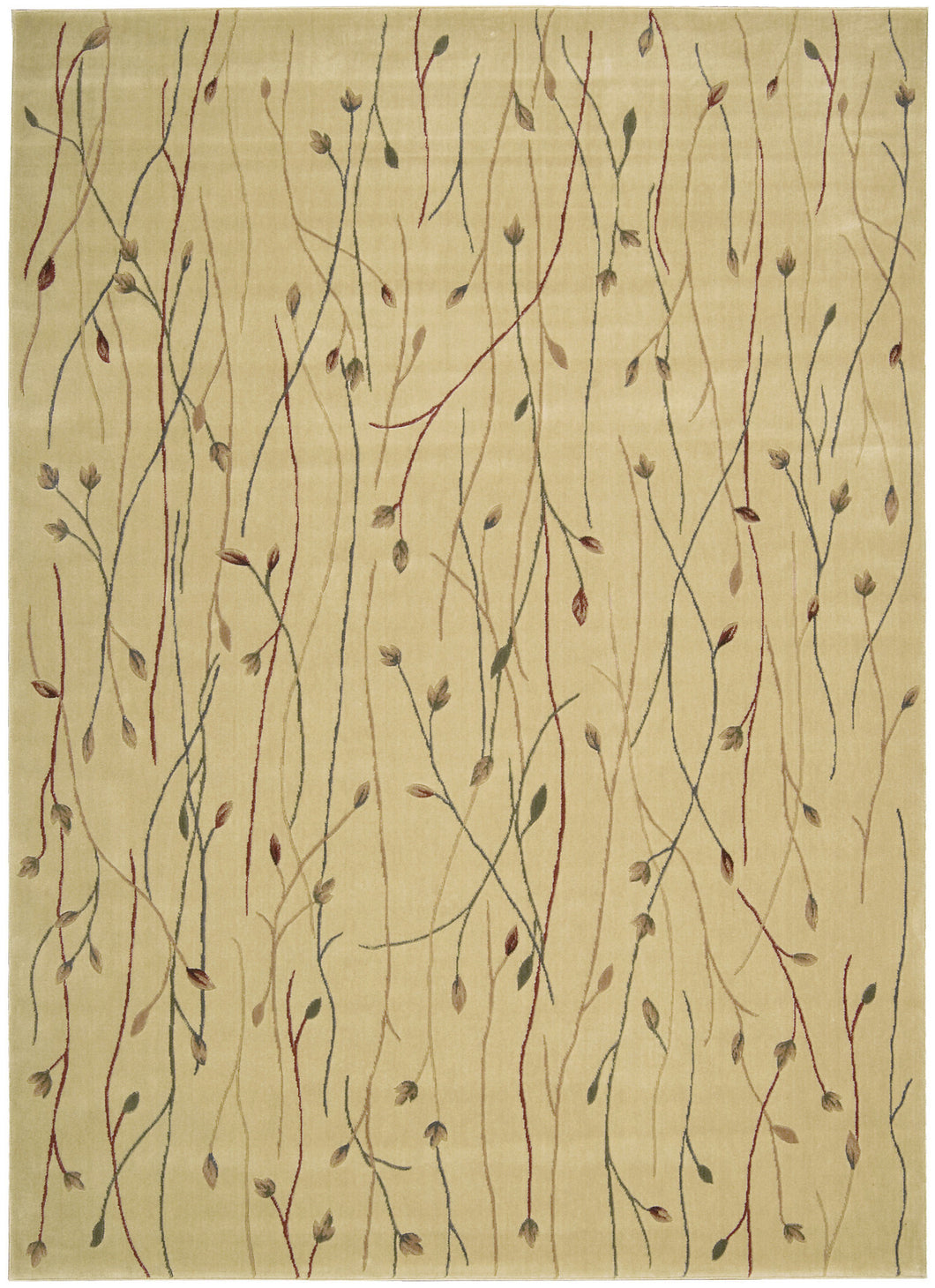 Nourison Cambridge Ivory Area Rug CG04 IV