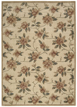 Load image into Gallery viewer, Nourison Cambridge Ivory Area Rug CG08 IV