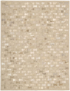 Joseph Abboud Chicago Beige Area Rug By Nourison CHI01 BGE
