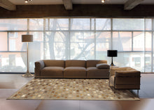 Load image into Gallery viewer, Joseph Abboud Chicago Brown Area Rug By Nourison CHI01 BRN