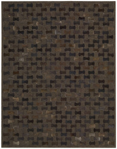Joseph Abboud Chicago Chocolate Area Rug By Nourison CHI01 CHO