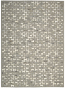 Joseph Abboud Chicago Grey Area Rug By Nourison CHI01 GRY