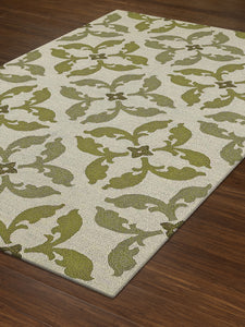 Dalyn Cabana Lime Cn17 Area Rug