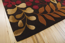 Load image into Gallery viewer, Nourison Contour Chocolate Area Rug CON02 CHO (Rectangle)