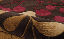 Load image into Gallery viewer, Nourison Contour Chocolate Area Rug CON02 CHO