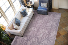 Load image into Gallery viewer, Nourison Contour Lavender Area Rug CON06 LAV