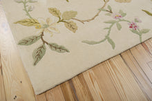 Load image into Gallery viewer, Nourison Contour Cream Area Rug CON12 CRM (Rectangle)