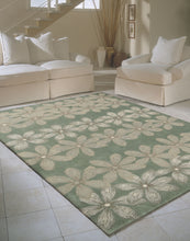 Load image into Gallery viewer, Nourison Contour Sage Area Rug CON16 SAG