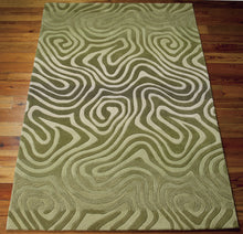 Load image into Gallery viewer, Nourison Contour Avocado Area Rug CON24 AVOCA