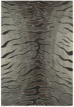 Load image into Gallery viewer, Nourison Contour Silver Area Rug CON30 SIL