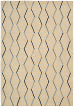 Load image into Gallery viewer, Nourison Contour Ivory Area Rug CON43 IV