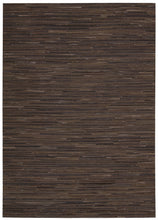 Load image into Gallery viewer, Nourison Capelle Espresso Area Rug CPEL1 ESPRE