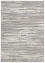 Load image into Gallery viewer, Nourison Capelle Silver Area Rug CPEL1 SIL