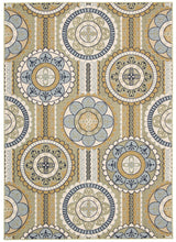 Load image into Gallery viewer, Nourison Caribbean Yellow Area Rug CRB03 YEL