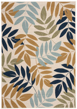 Load image into Gallery viewer, Nourison Caribbean Ivory Area Rug CRB06 IV