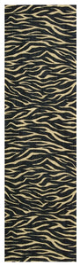 Nourison Cosmopolitan Midnight Area Rug CS29 MID