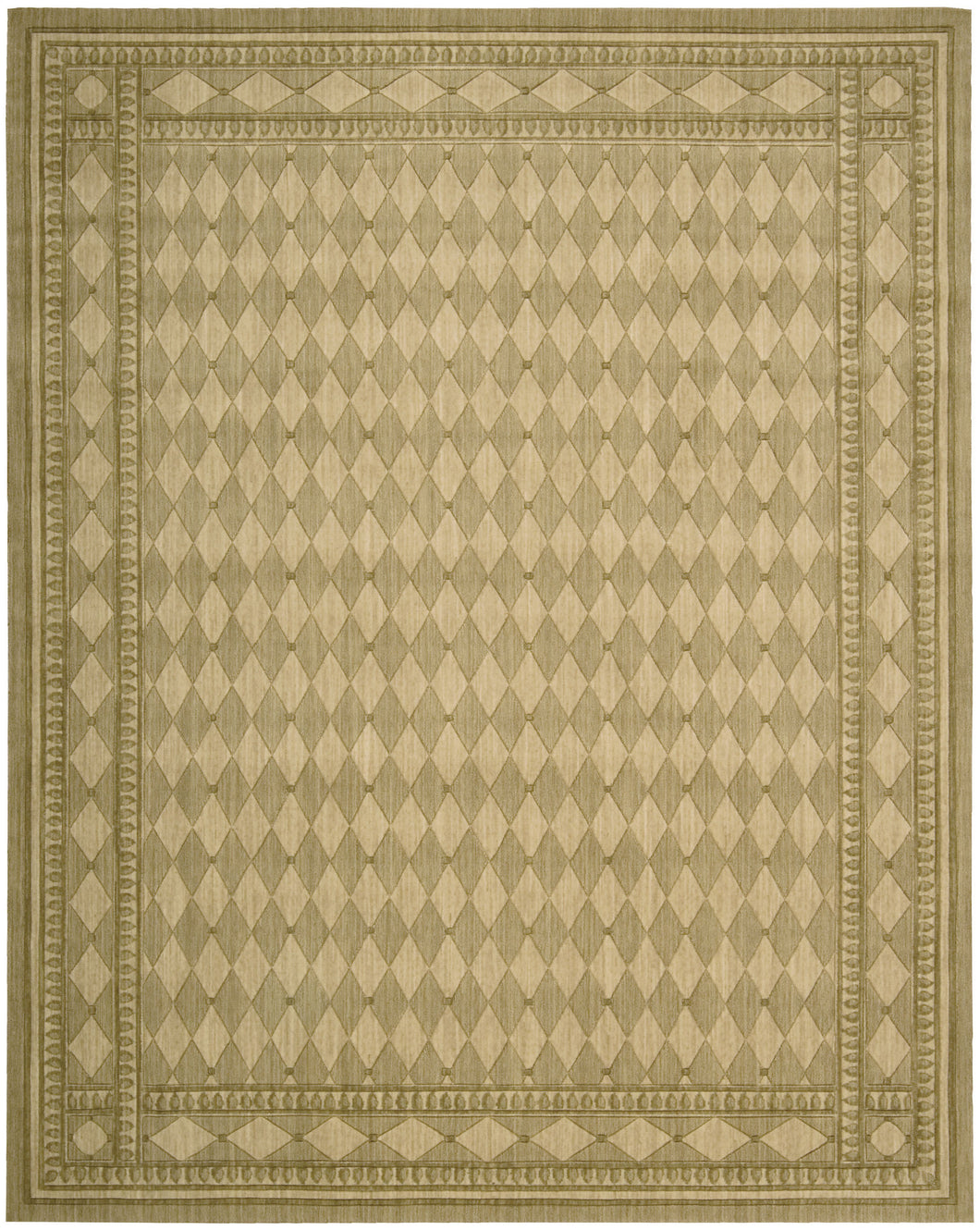 Nourison Cosmopolitan Honey Area Rug CS94 HON