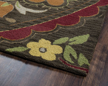 Load image into Gallery viewer, Rizzy Home Country CT0914 Multi-Colored Floral Area Rug