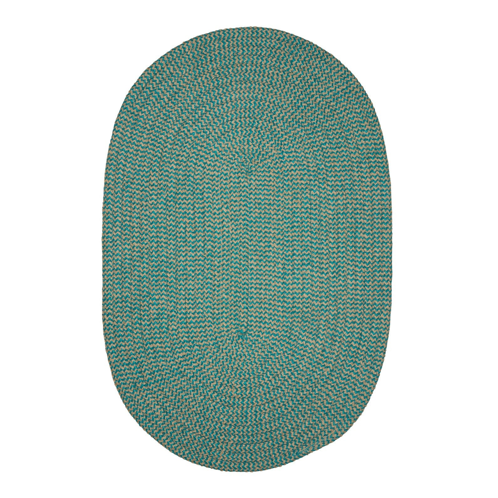 Colonial Mills Softex Check CX35 Teal Check Traditional