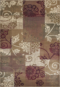Kas Rugs Cambridge 7359 Multicolor Delaney Area Rug