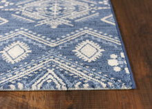 Load image into Gallery viewer, Kas Rugs Carmen 7602 Denim Journey Area Rug