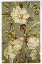 Load image into Gallery viewer, Kas Rugs Catalina 0768 Sage Magnolia Area Rug