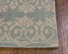 Load image into Gallery viewer, Kas Rugs Chelsea 2379 Light Blue Border Area Rug