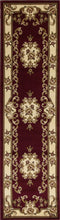 Load image into Gallery viewer, Kas Rugs Corinthian 5308 Red/Ivory Aubusson Area Rug
