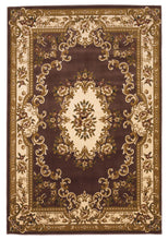 Load image into Gallery viewer, Kas Rugs Corinthian 5313 Plum/Ivory Aubusson Area Rug