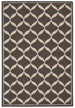Load image into Gallery viewer, Nourison Decor Grey White Area Rug DER06 GRYWT