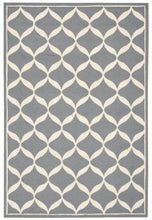 Load image into Gallery viewer, Nourison Decor Slate White Area Rug DER06 SLTWT