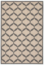 Load image into Gallery viewer, Nourison Decor White/Light Grey Area Rug DER06 WTLGY