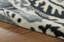 Load image into Gallery viewer, Nourison Dune Indigo Area Rug DUN01 IND