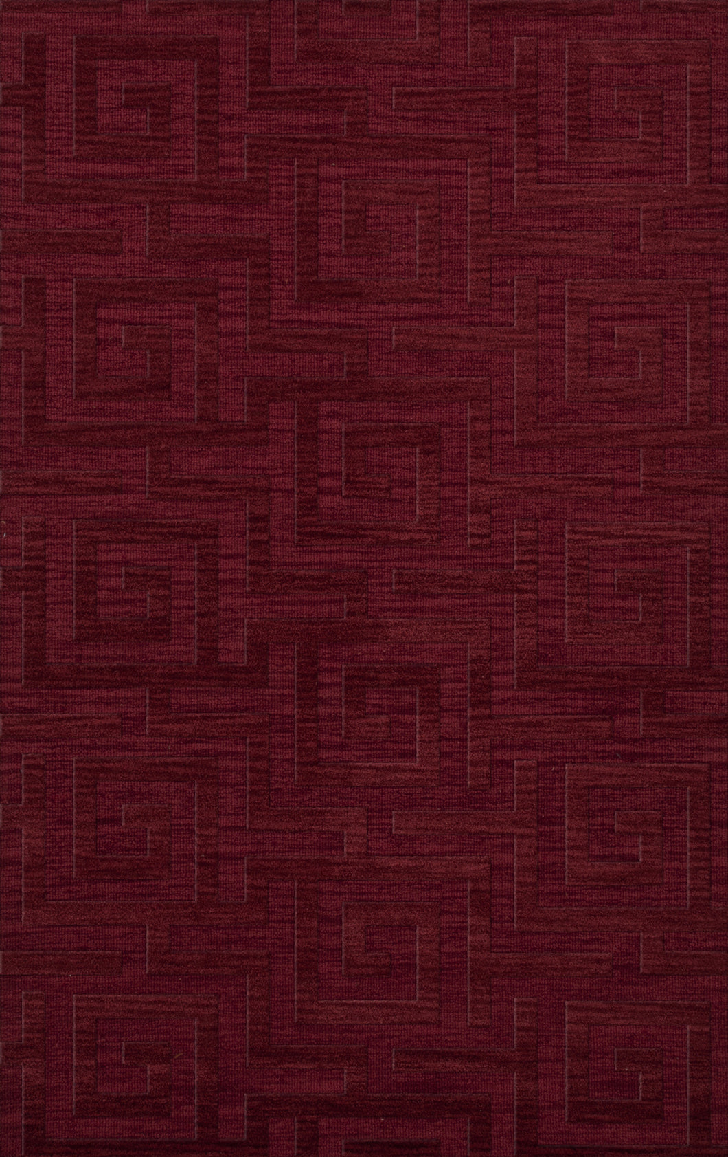 Dalyn Dover Rich Red Dv13 Area Rug