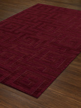 Load image into Gallery viewer, Dalyn Dover Rich Red Dv13 Area Rug