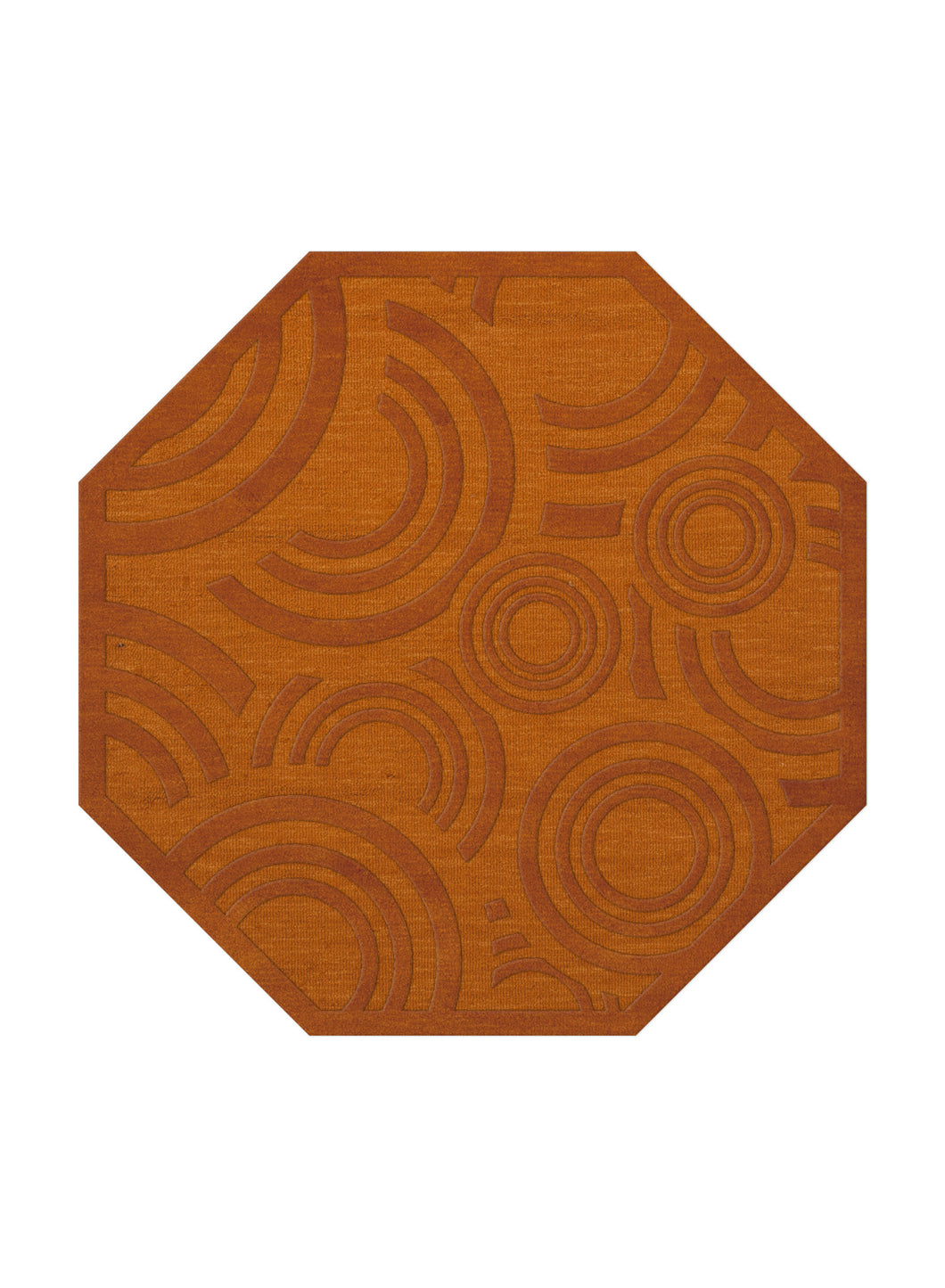 Dalyn Dover Orange Dv3 Area Rug