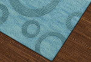 Dalyn Dover Peacock Dv5 Area Rug