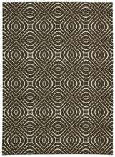 Load image into Gallery viewer, Nourison Enhance Chocolate Area Rug EN004 CHO