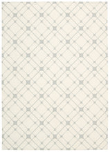 Load image into Gallery viewer, Nourison Enhance Ivory Grey Area Rug EN005 IVGRY
