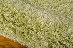 Nourison Escape Green Area Rug ESCP1 GRE (Rectangle)