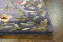 Load image into Gallery viewer, Kas Rugs Emerald 9006 Lavender Garden Area Rug