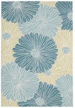 Load image into Gallery viewer, Nourison Fantasy Seafoam Area Rug FA25 SFM