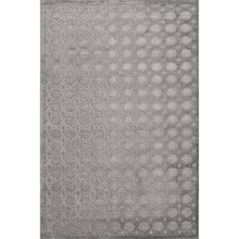 Load image into Gallery viewer, Jaipur Rugs Modern Geometric Pattern Gray Rayon and Chenille Area Rug