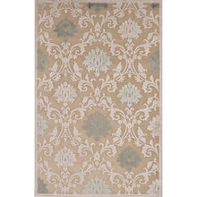 Load image into Gallery viewer, Jaipur Rugs Transitional Floral Pattern Ivory/White Rayon and Chenille Area Rug