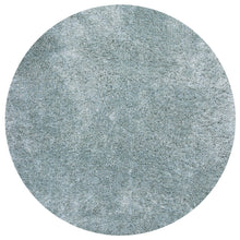 Load image into Gallery viewer, Kas Rugs Fina 0553 Silver Sage Silky Shag Area Rug