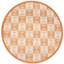 Load image into Gallery viewer, Rizzy Home Glendale GD7007 Orange Geometric Area Rug