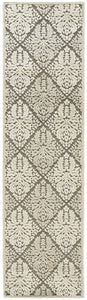 Nourison Graphic Illusions Ivory Area Rug GIL08 IV